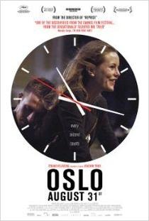 Oslo, 31 de Agosto - Poster / Capa / Cartaz - Oficial 3