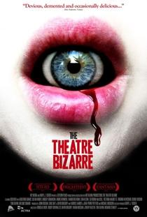 The Theatre Bizarre - Poster / Capa / Cartaz - Oficial 1