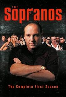 Família Soprano (1ª Temporada) - Poster / Capa / Cartaz - Oficial 2
