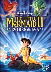 A Pequena Sereia II - O Retorno Para o Mar - Poster / Capa / Cartaz - Oficial 2