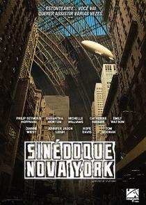 Sinédoque, Nova York - Poster / Capa / Cartaz - Oficial 1