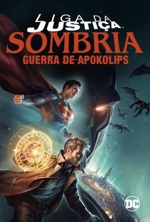 Liga da Justiça Sombria: Guerra de Apokolips - Poster / Capa / Cartaz - Oficial 3