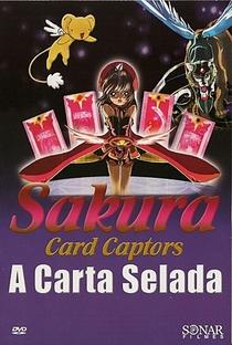 Sakura Card Captors 2: A Carta Selada - Poster / Capa / Cartaz - Oficial 2