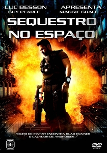 Sequestro no Espaço - Poster / Capa / Cartaz - Oficial 4