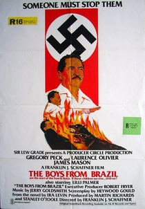 Os Meninos do Brasil - Poster / Capa / Cartaz - Oficial 5