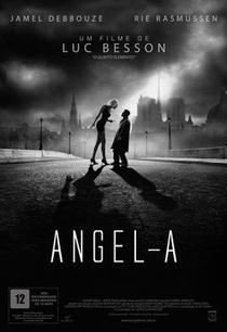Angel-A - Poster / Capa / Cartaz - Oficial 5
