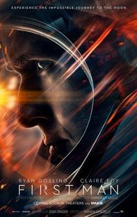 O Primeiro Homem - Poster / Capa / Cartaz - Oficial 1