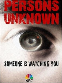 Persons Unknown (1ª Temporada) - Poster / Capa / Cartaz - Oficial 3