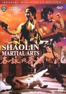 As Artes Marciais de Shaolin (Hong quan yu yong chun)