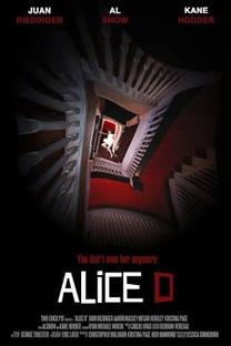 The Haunting of Alice D - Poster / Capa / Cartaz - Oficial 3