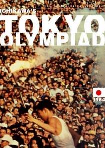 Olimpíadas de Tóquio - Poster / Capa / Cartaz - Oficial 2