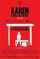 Karen Chora No Ônibus (Karen Llora En Un Bus)