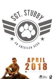 Sargento Stubby - Poster / Capa / Cartaz - Oficial 2