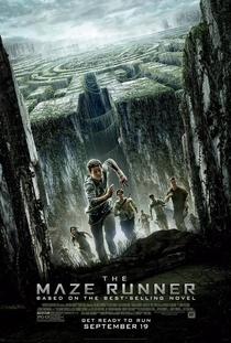 Maze Runner: Correr ou Morrer - Poster / Capa / Cartaz - Oficial 1