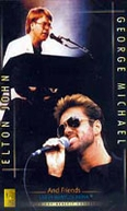 George Michael - Elton John And Friends (Stand by Me: AIDS Day Benefit )