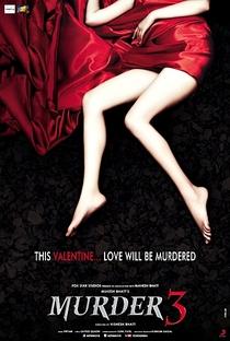 Murder 3 - Poster / Capa / Cartaz - Oficial 4