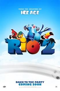 Rio 2 - Poster / Capa / Cartaz - Oficial 8