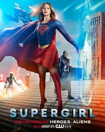 Supergirl (2ª Temporada) - Poster / Capa / Cartaz - Oficial 7