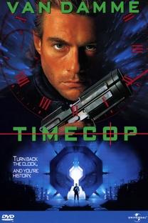 Timecop  - O Guardião do Tempo - Poster / Capa / Cartaz - Oficial 3