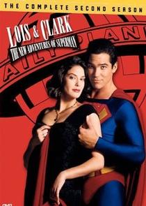 Lois & Clark: As Novas Aventuras do Superman (2ª Temporada) - Poster / Capa / Cartaz - Oficial 1