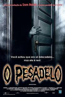 O Pesadelo - Poster / Capa / Cartaz - Oficial 3