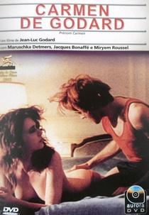 Carmen de Godard - Poster / Capa / Cartaz - Oficial 4