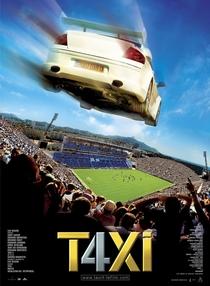 Taxi 4 - Poster / Capa / Cartaz - Oficial 1