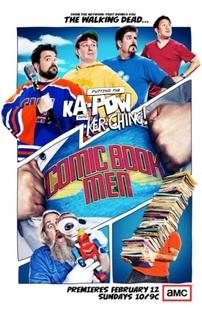 Comic Book Men (1ª Temporada) - Poster / Capa / Cartaz - Oficial 1