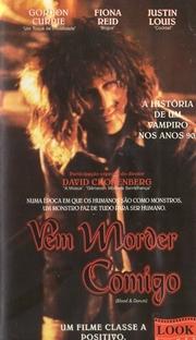 Vem Morder Comigo - Poster / Capa / Cartaz - Oficial 3