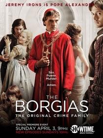 Os Bórgias (1ª Temporada) - Poster / Capa / Cartaz - Oficial 2