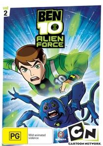 Ben 10: Força Alienígena (2ª Temporada) - Poster / Capa / Cartaz - Oficial 1