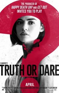 Verdade ou Desafio - Poster / Capa / Cartaz - Oficial 3
