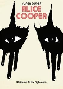 Super Duper Alice Cooper - Poster / Capa / Cartaz - Oficial 2