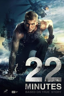 22 Minutos - Poster / Capa / Cartaz - Oficial 5