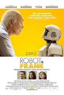 Frank e o Robô - Poster / Capa / Cartaz - Oficial 1