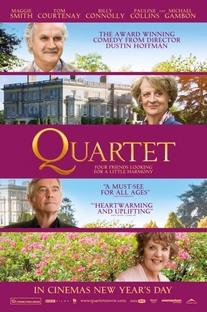 O Quarteto - Poster / Capa / Cartaz - Oficial 3