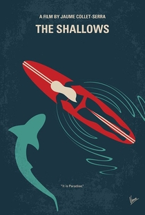 Águas Rasas - Poster / Capa / Cartaz - Oficial 13