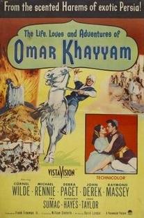 As Aventuras de Omar Khayyam - Poster / Capa / Cartaz - Oficial 1