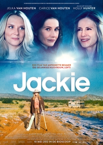 Jackie - Poster / Capa / Cartaz - Oficial 1