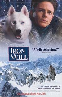 Iron Will - O Grande Desafio  - Poster / Capa / Cartaz - Oficial 2
