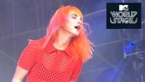 Paramore - MTV World Stage - Poster / Capa / Cartaz - Oficial 2