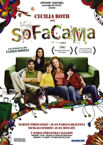 Sofá-Cama - Poster / Capa / Cartaz - Oficial 1