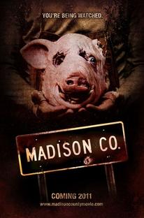 Madison County - Poster / Capa / Cartaz - Oficial 3