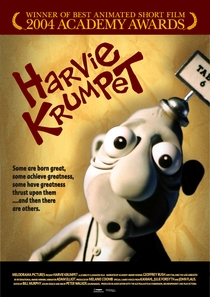 Harvie Krumpet - Poster / Capa / Cartaz - Oficial 1