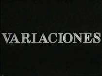 Variaciones - Poster / Capa / Cartaz - Oficial 1