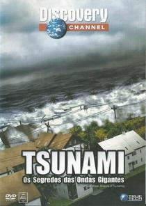 Tsunami : Os Segredos das Ondas Gigantes - Poster / Capa / Cartaz - Oficial 1