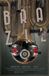 Brazil, o Filme - Poster / Capa / Cartaz - Oficial 8