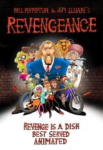 Revengeance - Poster / Capa / Cartaz - Oficial 1