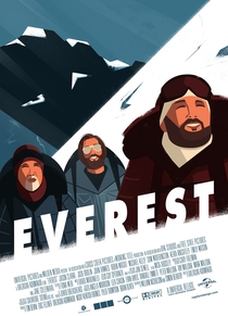 Evereste - Poster / Capa / Cartaz - Oficial 4