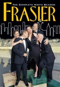 Frasier (9° temporada) - Poster / Capa / Cartaz - Oficial 2
